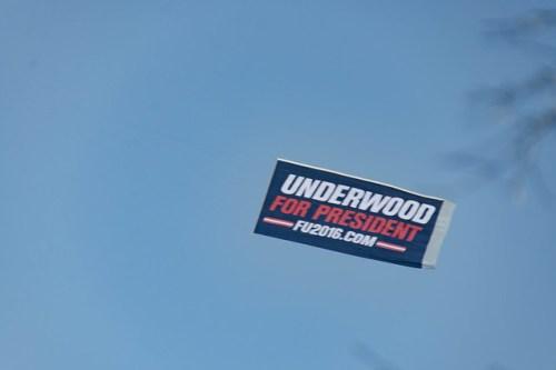 Underwood for President