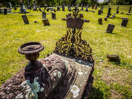 Bush River Baptist Cemetery