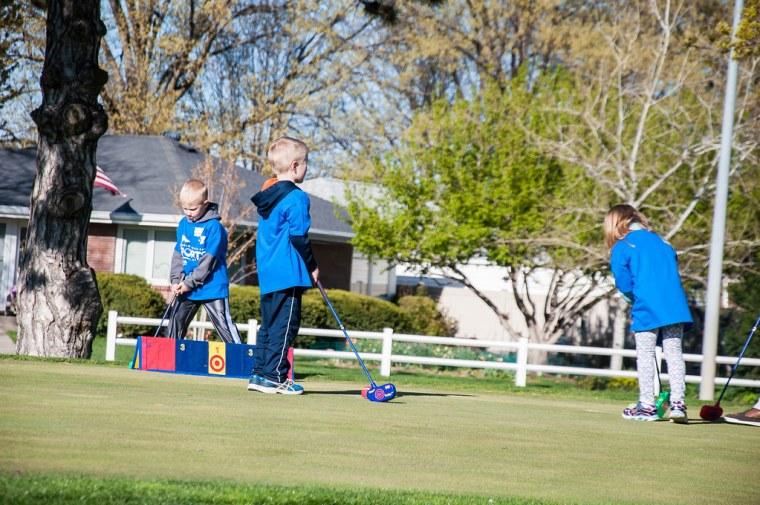 Golf Clinic 3