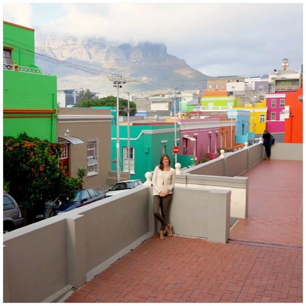 Casas de colores Cape Town