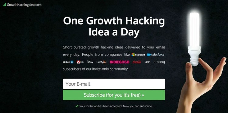 growthhackingidea