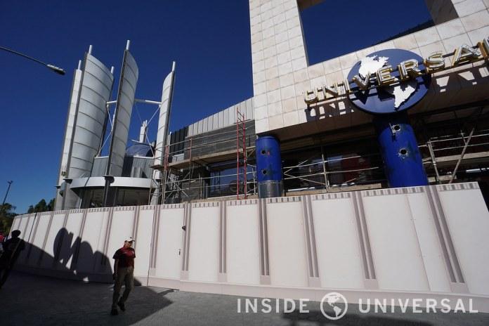 Photo Update: February 6, 2016 - Park Entrance