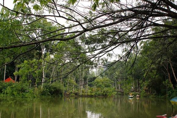 Main di Malang - Andeman - Kolam Utama