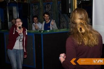 Karaoke met LiNK