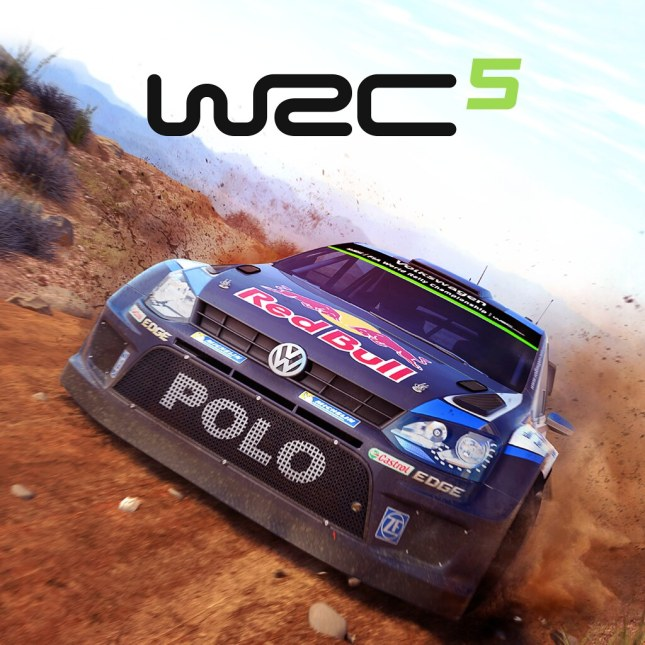 WRC 5 F World Rally Championship