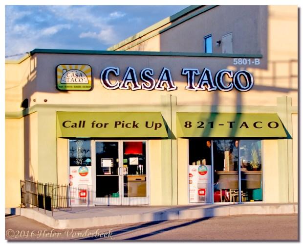 Casa Taco