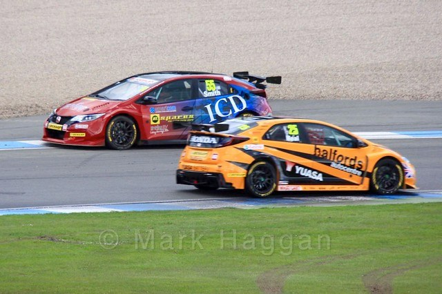 BTCC Donington Weekend: 16th April 2016
