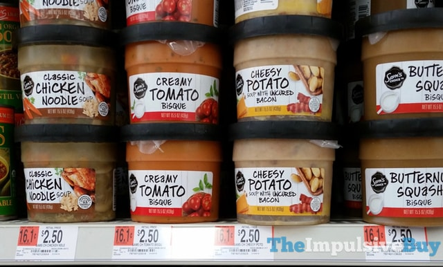 Sam's Choice Soups 1