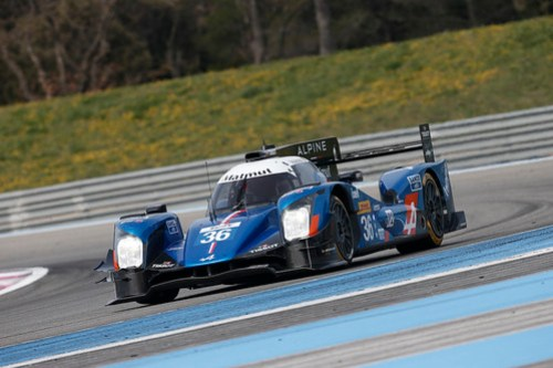 AUTO - WEC TESTS AT PAUL RICARD 2016