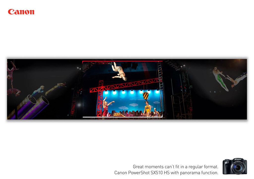 Canon PowerShot SX510 HS - Panoramic 2