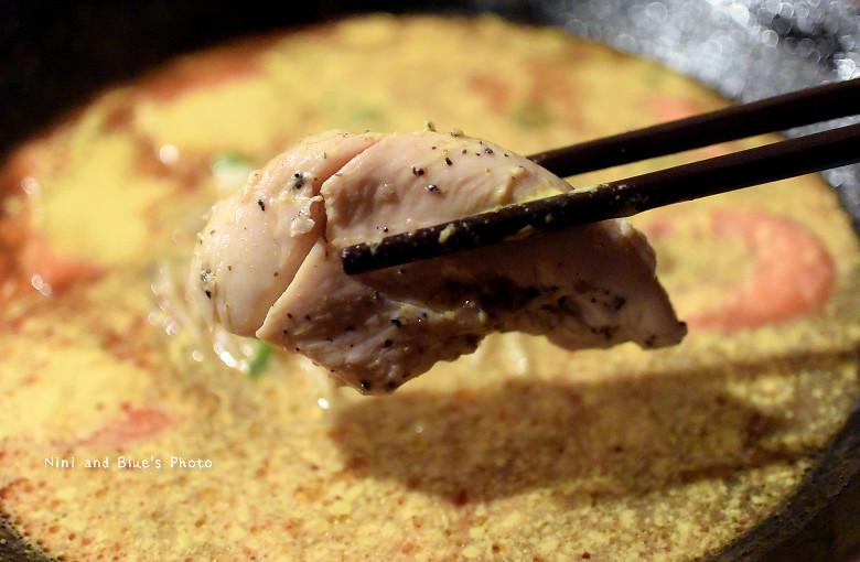 台中拉麵一中街鐵人麵倉美食小吃17