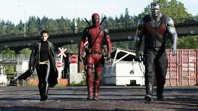 deadpool movie stills-dream