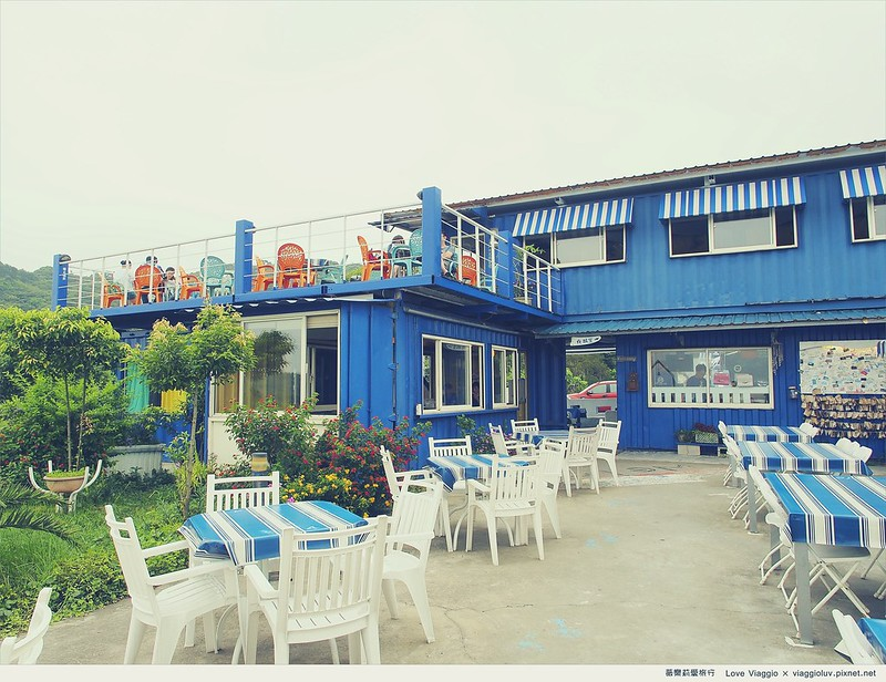 景觀咖啡,桃園餐廳,銀河鐵道 @薇樂莉 Love Viaggio | 旅行.生活.攝影