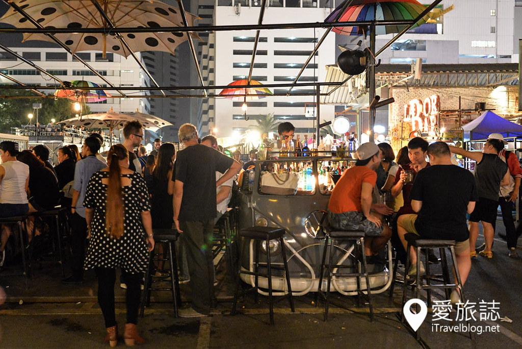 曼谷拉差达火车夜市 Train Night Market Ratchada 23