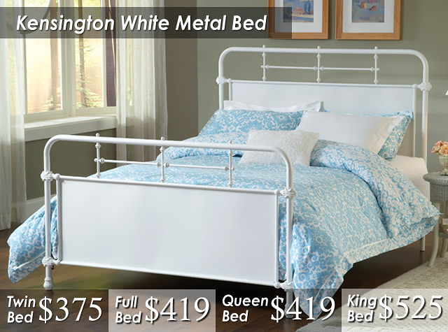 Kensington Bed Priced