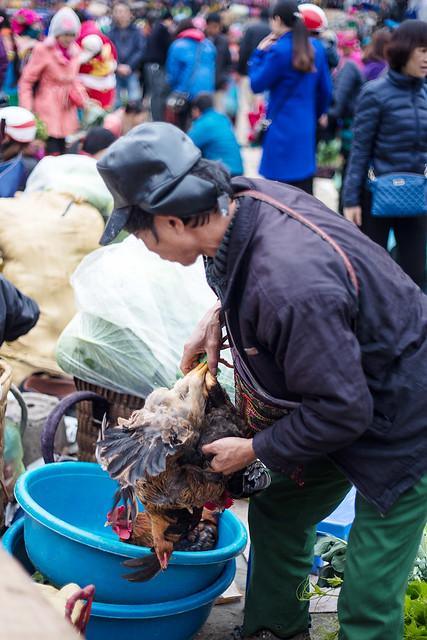 Bac Ha Sunday Market 21