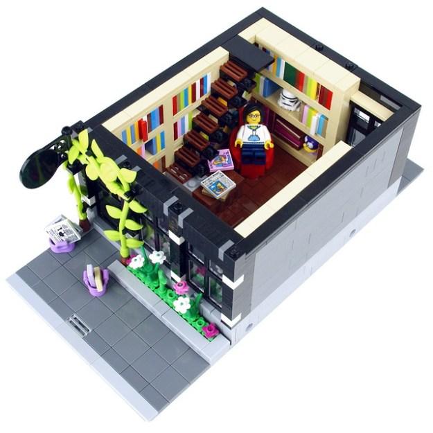 LEGO Modular Building: Book Shop