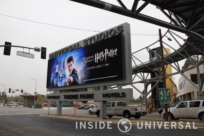 Photo Update: March 5, 2016 - Universal Studios Hollywood