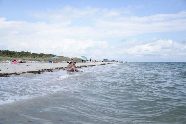 Cape Florida Lighthouse Beach