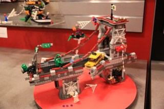 LEGO Marvel 76057 Spider-Man Web Warriors Ultimate Bridge Battle 2