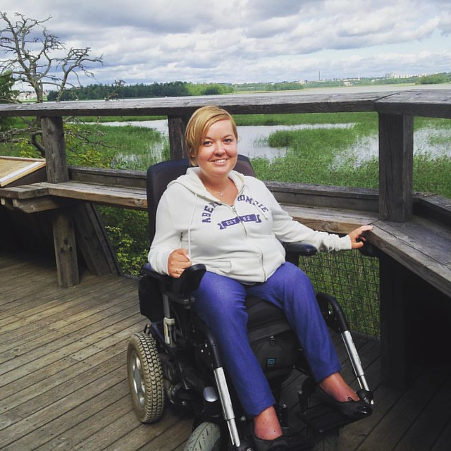 Today is #igtravelthursday and the theme in travelblogs is nature. I started to miss the summer day and nature we have in Helsinki! More later tonight in Palmuasema! #visithelsinki #accessiblehelsinki #kivinokka