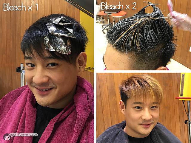 shunji matsuo bleach Hair Gavin Goh