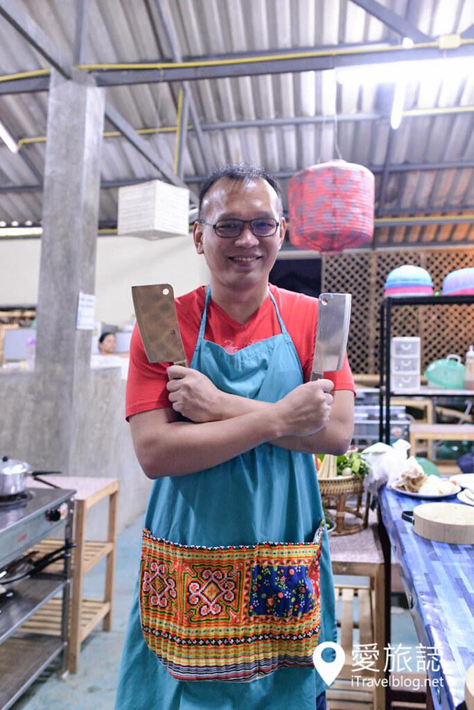 清迈泰国厨艺学校 Mama Noi Thai Cookery School (23)
