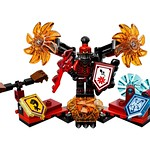 LEGO Nexo Knights Ultimate General Magmar (70338)