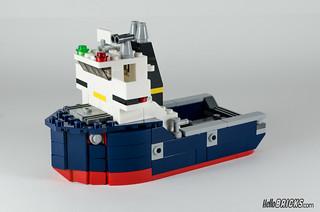 REVIEW LEGO Creator 31045 Ocean Explorer 09