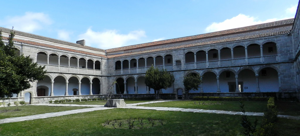 Claustro de los Reyes Real Monasterio de Santo Tomás Avila 15