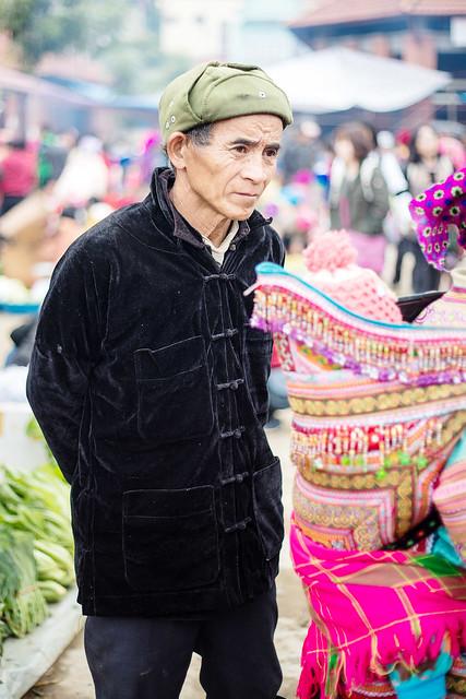Bac Ha Sunday Market 16