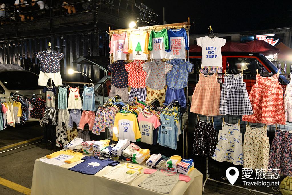 曼谷拉差达火车夜市 Train Night Market Ratchada 32