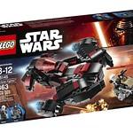 LEGO Star Wars 75145 Eclipse Fighter box