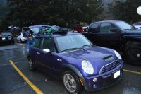 1st Gen - R53 - Cooper - S - Tell me about roof racks for ...