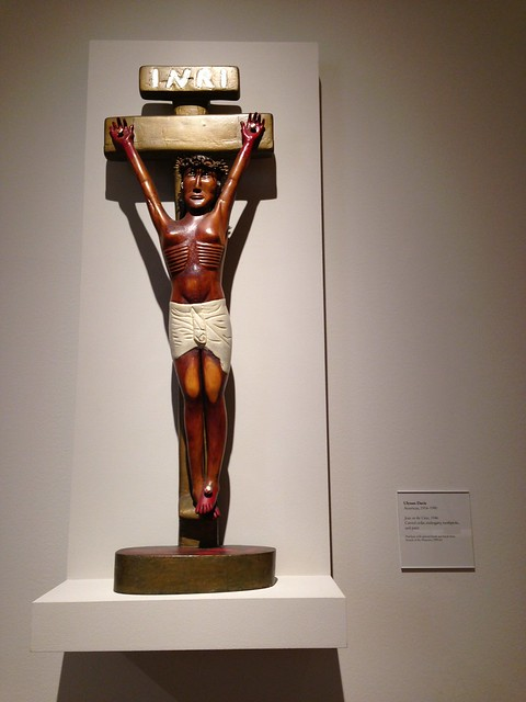 Ulysses Davis, Jesus on the Cross, High Museum, Atlanta GA
