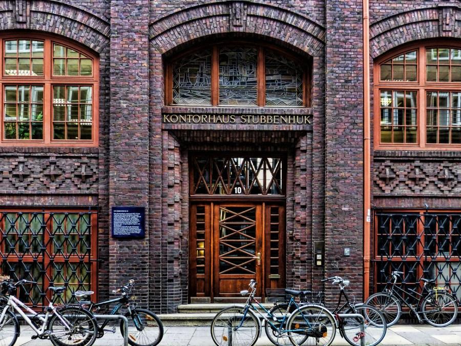Kontorhaus Stubbenhuk, foto door Mariano Mantel
