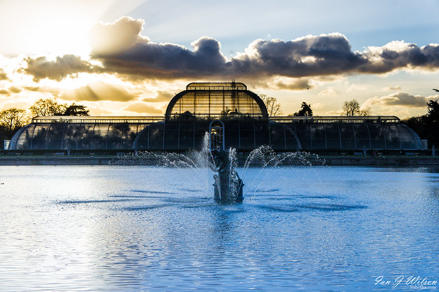Kew Gardens Sunset