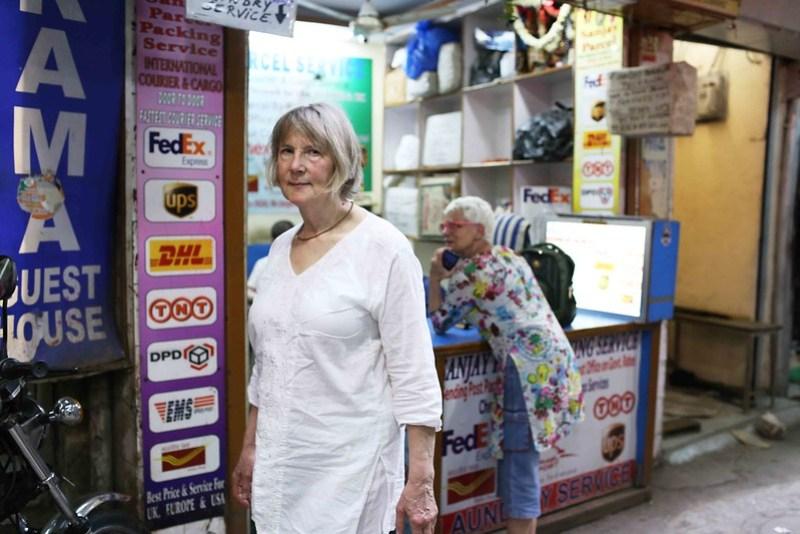 City Moment - A London Potter's Delhi Adventure, Paharganj