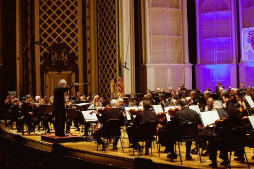 Kronos Quartet and Cincinnati Symphony Orchestra