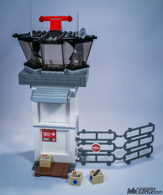 Lego 76051 - Marvel - Super Hero Airport Battle