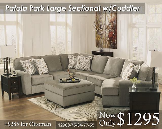 Patola Park Large wCuddler