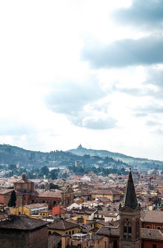 Bologna Dalla Terrazza Di San Petronio I Viaggiascrittori