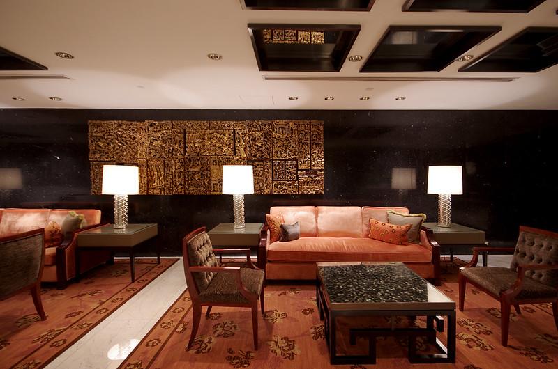 mandarin oriental hong kong lobby