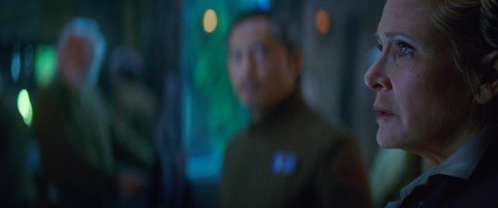 star wars episodi 7 leia