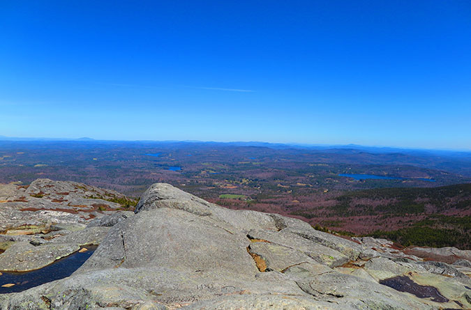 Mt. Monadnock Summit View 1