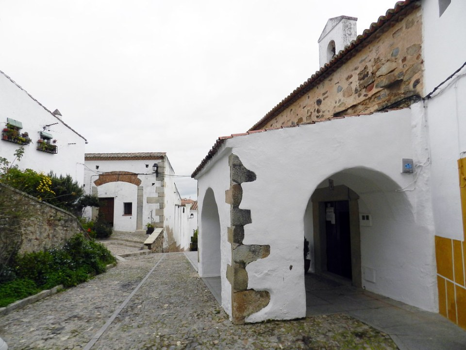 Ermita de San Antonio Juderia Caceres 04