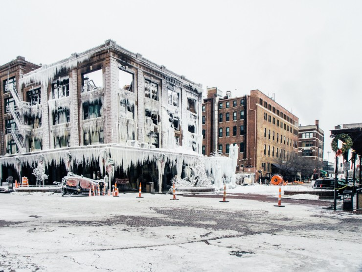 Old Market Fire