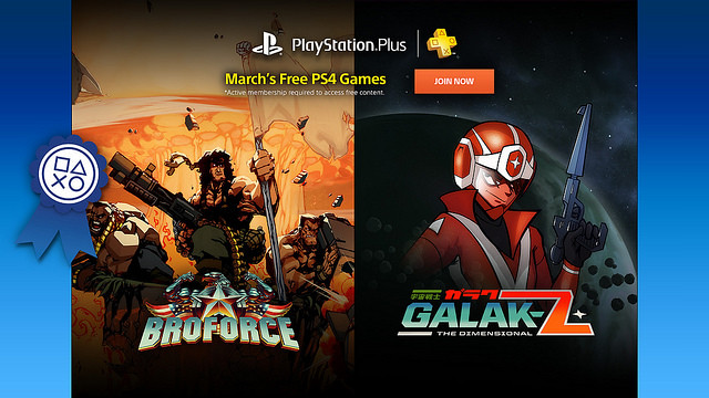 March PS Plus line up US