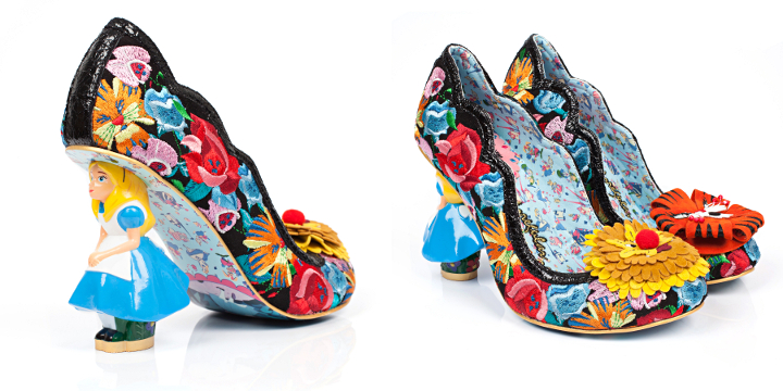 Liisa Ihmemaassa kengät