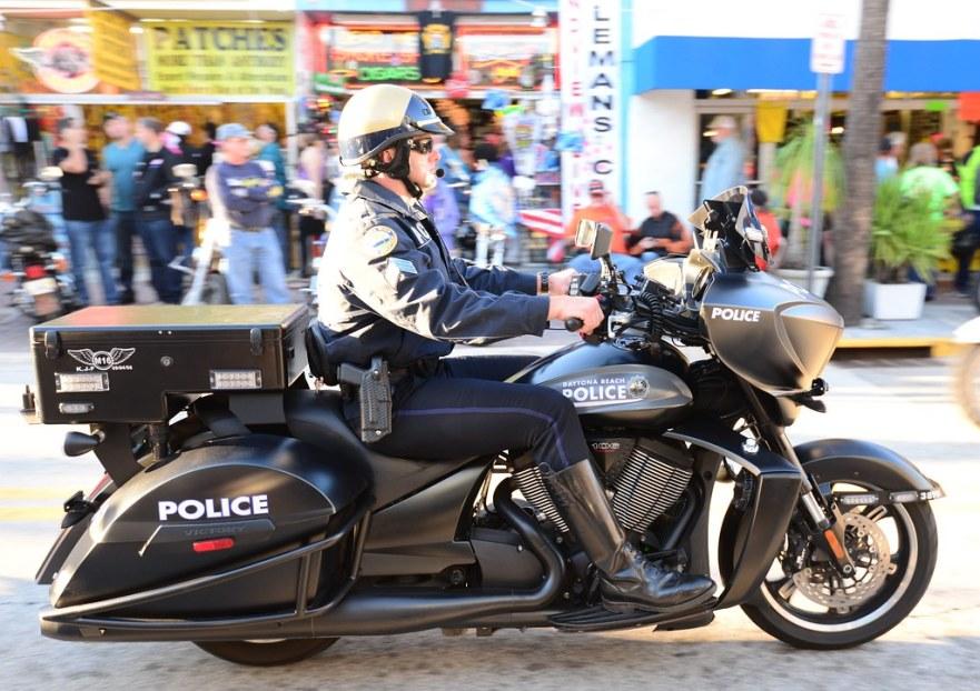 Daytona Beach Police